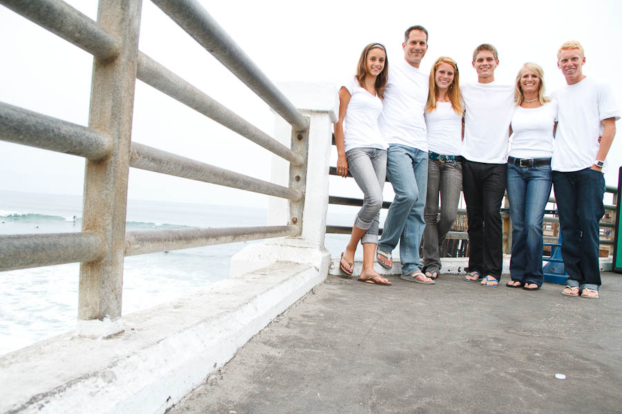 san diego family photographers photo 4 8ae9 Bertha Family   Oceanside Pier