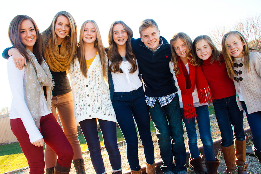 utah family photographer photo 6 8dc9 Marcheschi Clan   Salt Lake City