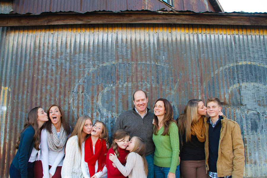 utah family photographer photo 8 8dcb Marcheschi Clan   Salt Lake City
