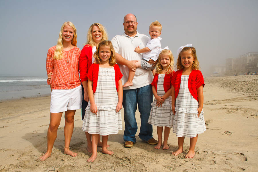 oceanside family portraits 1 8dd4 Blaser Crew   Oceanside