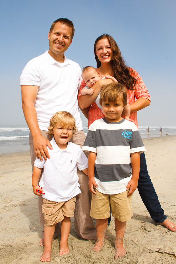 oceanside family portraits 6 8dd9 Blaser Crew   Oceanside
