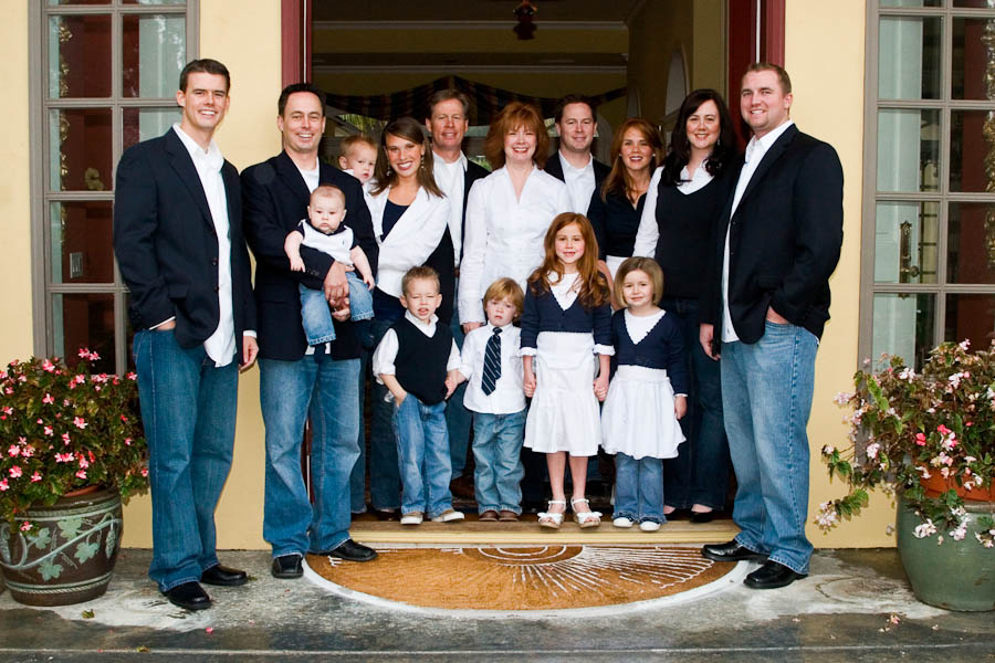 rancho santa fe family photo 1 8e4a Romney Crew   Rancho Santa Fe