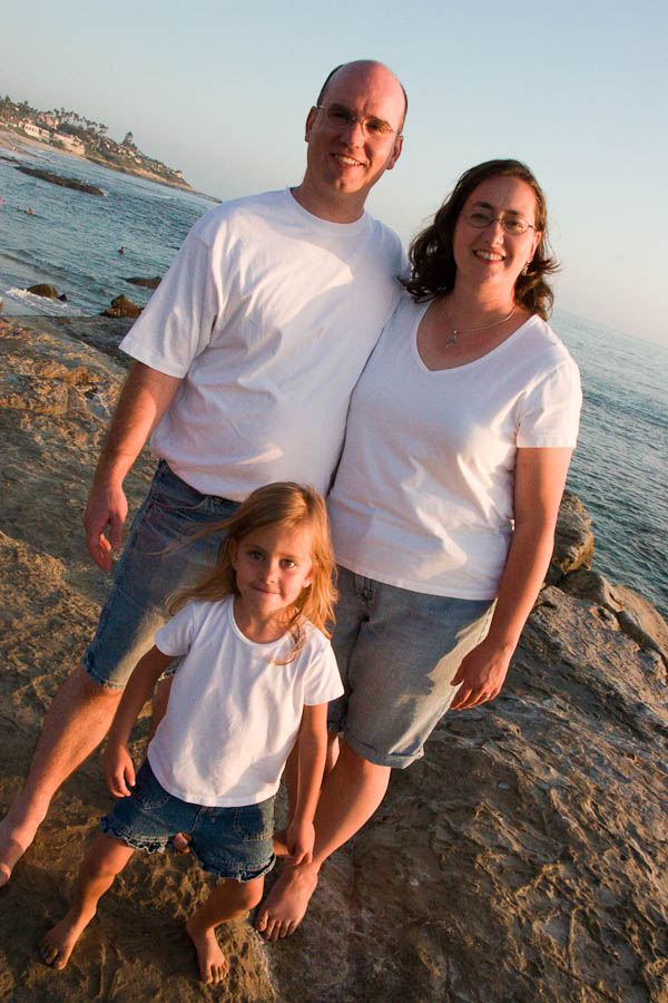 san diego beach family photo 3 8e83 Bingham Family   San Diego