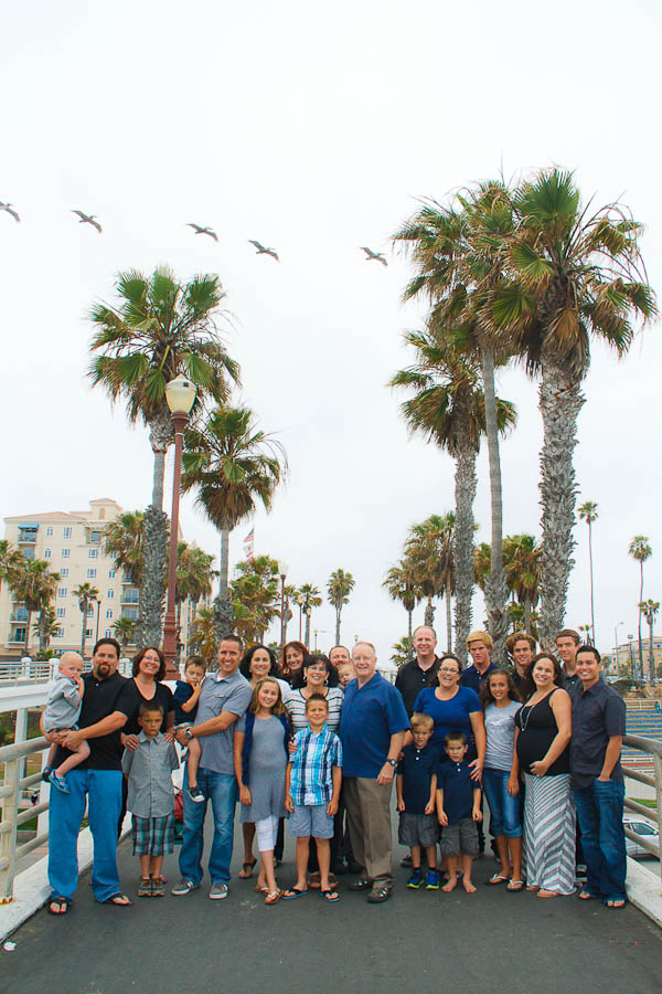 oceanside family photo 5 8ef9 Snyder Family   Oceanside Pier