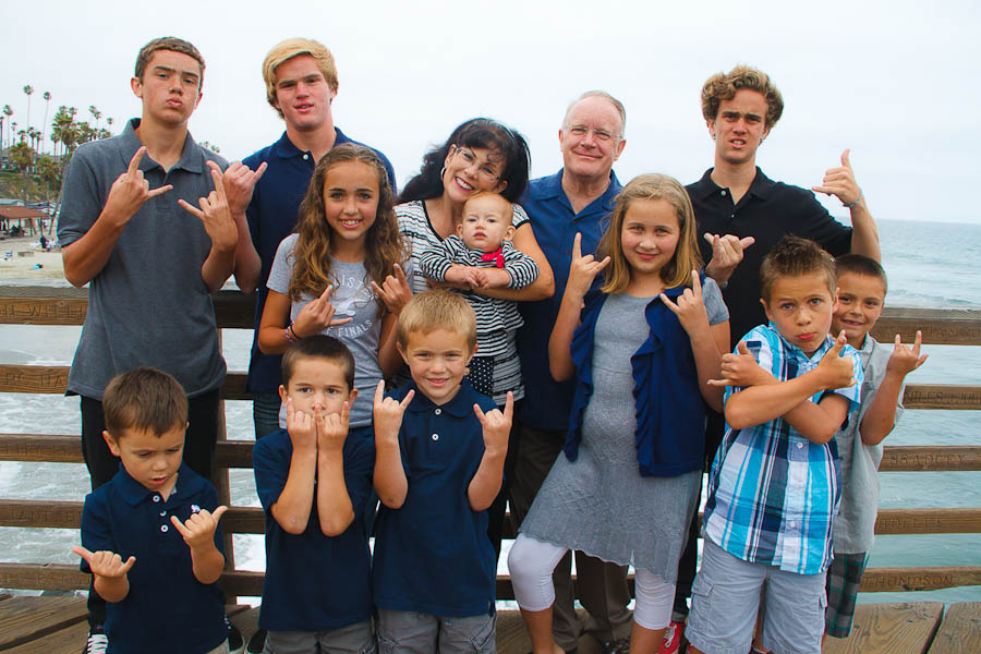 oceanside family photo 8 8efc Snyder Family   Oceanside Pier